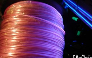 18AWG UV RED Computer Wire - per 1ft