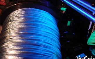 18AWG UV BLUE Computer Wire - per 1ft