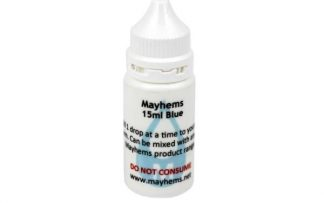 15ml Mayhems Dye : Blue not-UV
