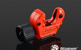 Metal and PETG Tubing Cutter and Internal Deburring Tool (up to 16mm OD)