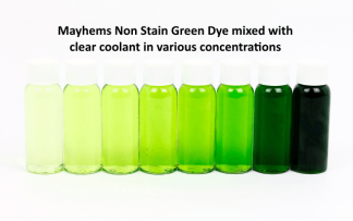 Non Stain Dye - GREEN 15ml