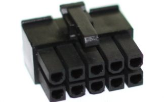 10-pin ATX connector (Corsair AX)