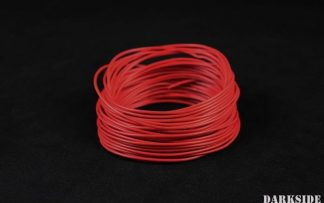 18AWG FT1 Wire - Red (PSU)